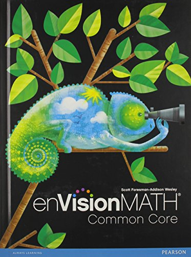 9780328672622: EnVision Math Common Core, Grade 4