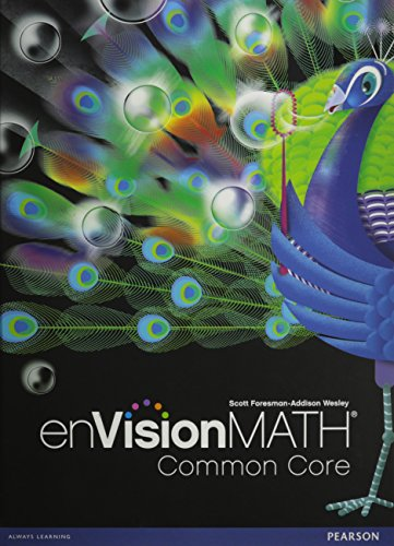 9780328672639: enVision Math Common Core, Grade 5