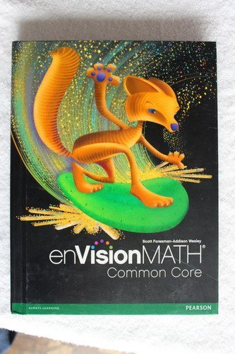 9780328672646: Envision Math Grade 6 Common Core