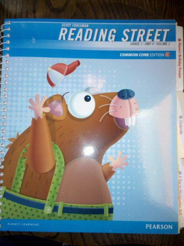 Scott Foresman: Reading Street, Grade 1, Unit 4, Vol. 1, Teacher's Edition