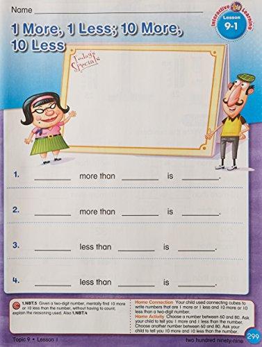 9780328681945: MATH 2012 COMMON CORE STUDENT EDITION 24 PACK GRADE 1 TOPICS 9-12