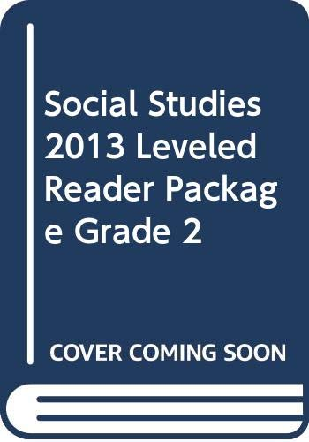 9780328685684: Social Studies 2013 Leveled Reader Package Grade 2