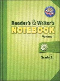 9780328691104: RDG 2011 INT RDRS & WRITRS NTBK G 2 V 1