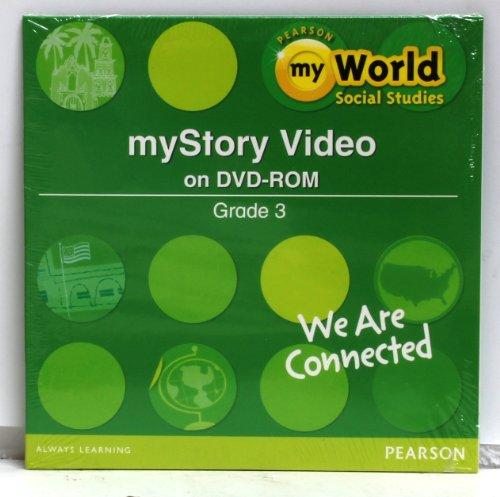 SOCIAL STUDIES 2013 MYSTORY VIDEO DVD GRADE 3: Scott Foresman
