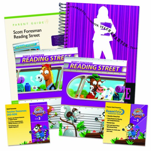 9780328699391: READING 2011 HOME SCHOOL PACKAGE GRADE 3
