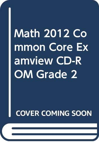 enVision Math, Common Core, Grade 2: ExamView: Staff
