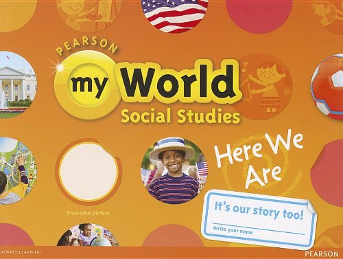 9780328703371: ELEMENTARY SOCIAL STUDIES 2013 STUDENT EDITION (CONSUMABLE) GR. K