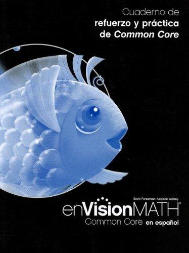 9780328706716: MATH 2013 SPANISH COMMON CORE RETEACHING AND PRACTICE WORKBOOK GRADE K