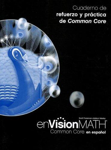 9780328706761: MATH 2013 SPANISH COMMON CORE RETEACHING AND PRACTICE WORKBOOK GRADE 5