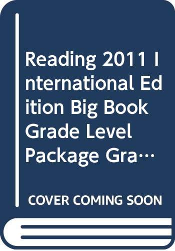 9780328715060: READING 2011 INTERNATIONAL EDITION BIG BOOK GRADE LEVEL PACKAGE GRADE 1