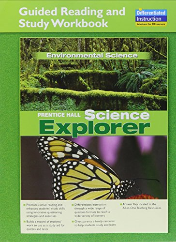 9780328717941: SCIENCE EXPLORER 2011 INTERNATIONAL EDITION ENVIRONMENTAL SCIENCE GUIDEDREADING AND STUDY WORKBOOK GRADE 6/8