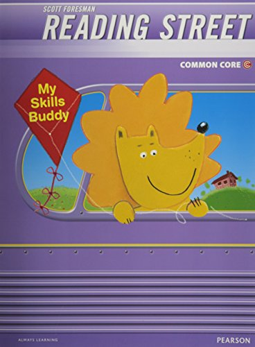 9780328724420: READING 2013 COMMON CORE MY SKILLS BUDDY GRADE K.6