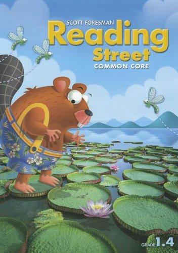 9780328724475: Reading Street Common Core, Grade 1.4