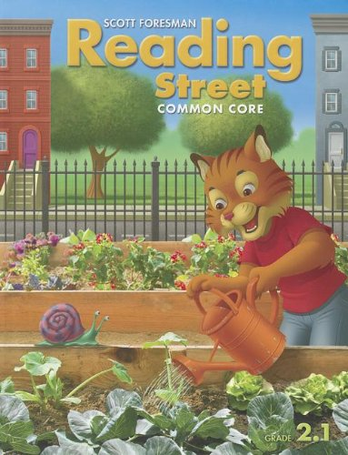 9780328724499: Scott Foresman Reading Street: Common Core, Grade 2.1