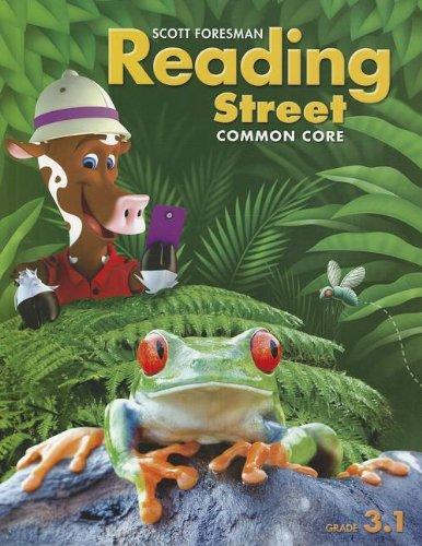 9780328724512: READING 2013 COMMON CORE STUDENT EDITION GRADE 3.1