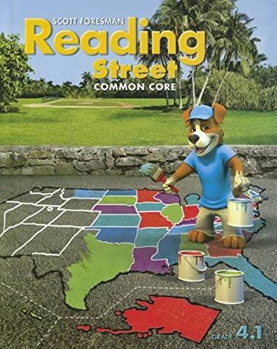 9780328724536: READING 2013 COMMON CORE STUDENT EDITION GRADE 4.1