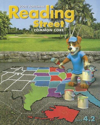 9780328724543: Reading Street Common Core: Grade 4.2
