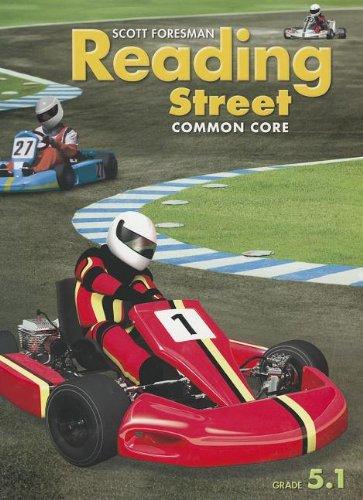 9780328724550: Reading Street Common Core, Grade 5.1