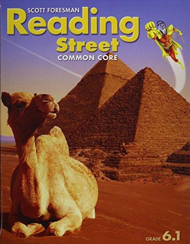 9780328724574: Reading 2013 Common Core Student Edition Grade 6.1