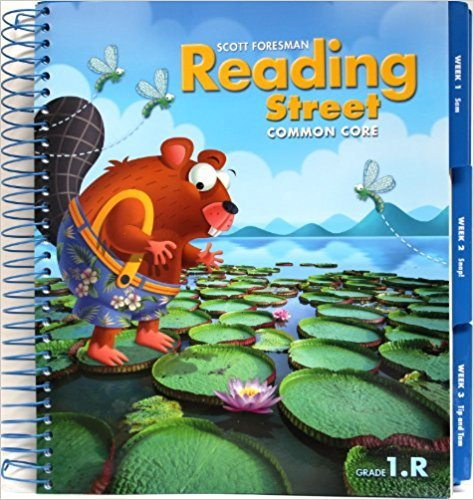 9780328725151: Reading Street Common Core 2013 Teachers Edition First Grade 1.R by Scott Foresman (2013-05-03)