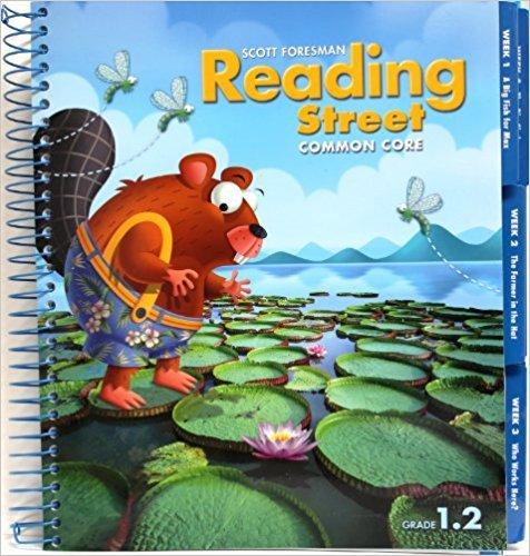 9780328725175: Reading Street Common Core 2013 Teachers Edition First Grade 1.2