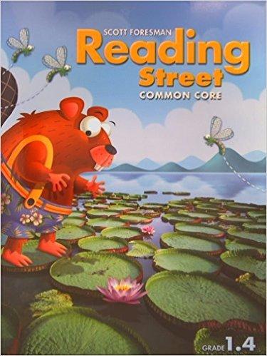 Reading Street, Common Core, Grade 1.4: Scott Foresman