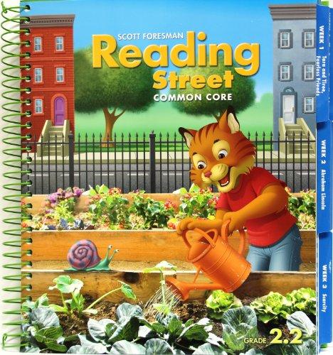 9780328725229: Reading Street, Common Core, Grade 2.2 Teacher Edition by Scott Foresman (2013-05-03)