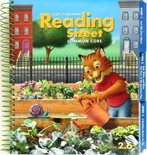 9780328725267: Scott Foresman Reading Street Common Core, Grade 2, Teacher's Edition, Vol. 2.6