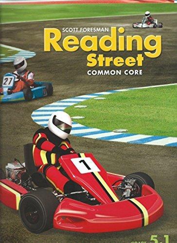 Reading Street Common Core, Grade 5, Vol. 5.1, Teacher's Edition: al, Afflerbach et