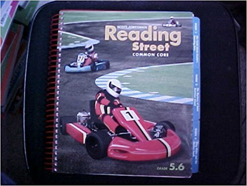 9780328725441: Scott Foresman Reading Street Common Core, Vol. 5.6, Teacher Edition by Peter Afflerbach (2013-05-03)