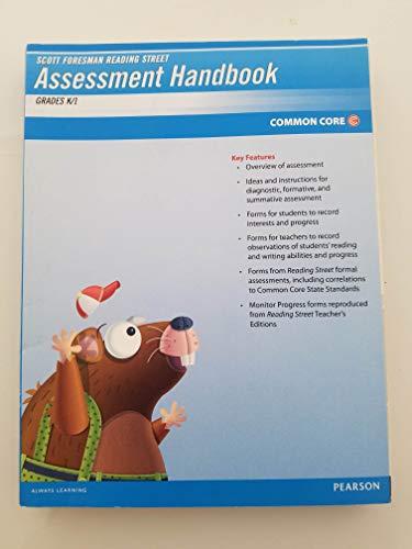 9780328726325: Scott Foresman Reading Street Assessment Handbook Grades K/1