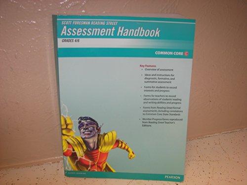 Scott Foresman Reading Street Assessment Handbook Grades 4/6: Pearson