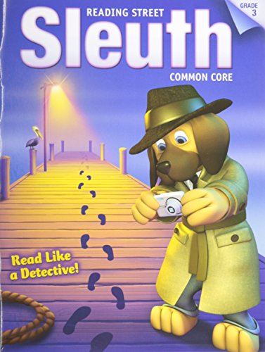 9780328730568: READING 2013 COMMON CORE READING STREET SLEUTH GRADE 3