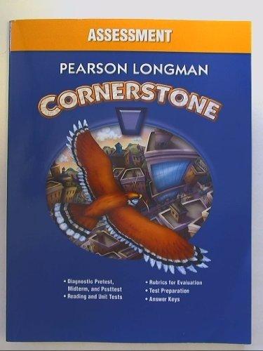 9780328732876: Pearson Longman Cornerstone Assessment Grade 5 Isbn 9780328732876 0328732877 2013