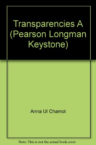 9780328733163: Transparencies A (Pearson Longman Keystone)