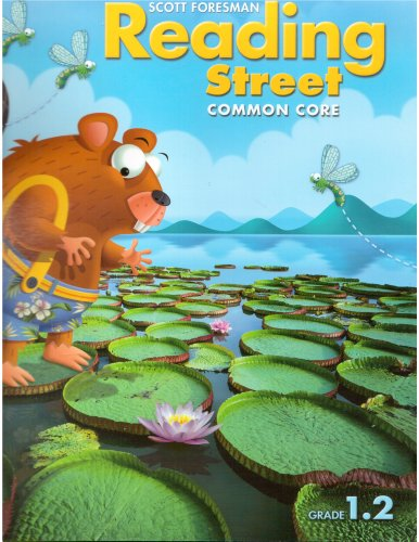 Reading Street, Florida, Common Core, Grade 1.2, Teacher's Edition