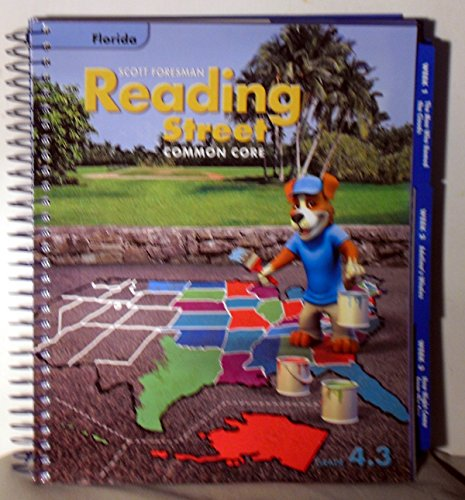 Reading Street, Florida, Common Core, Grade 4.3, Teacher's Edition: al, Afflerbach et