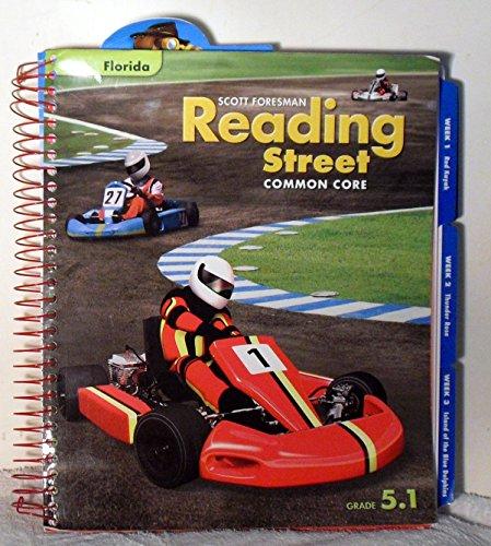 9780328734498: Scott Foresman Reading Street Common Core Grade 5.1 Florida Teacher's Edition