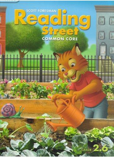 9780328734726: Reading Street Common Core Grade 2.6 Tennessee (TE)