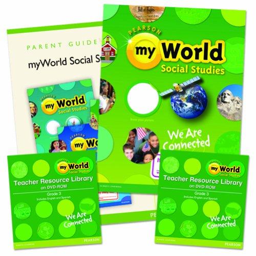 9780328750528: ELEMENTARY SOCIAL STUDIES 2013 HOME SCHOOL BUNDLE GRADE 3