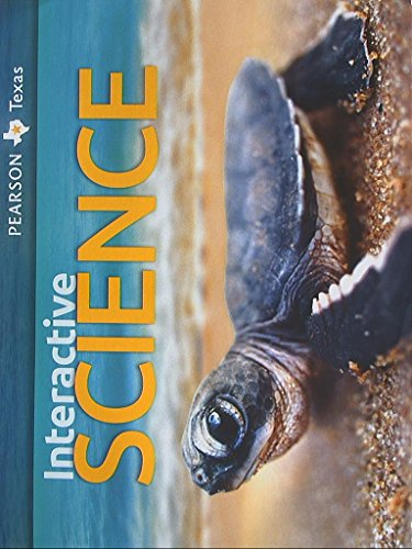 9780328759712: Pearson Texas Interactive Science, Grade k-8