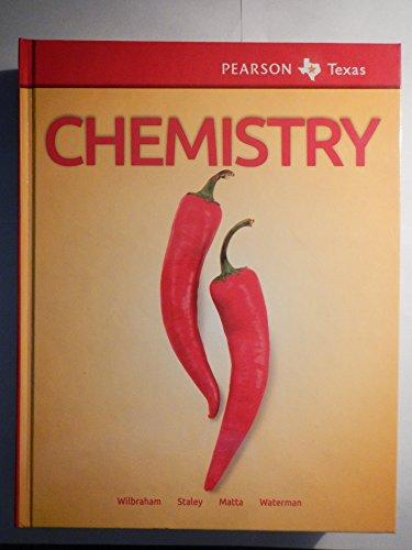9780328763467: Pearson Texas Chemistry 2015 Edition