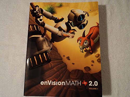 9780328767236: Person Texas: enVision Math 2.0, Grade 4 Vol. 1