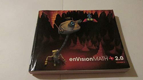 9780328767274: Pearson Texas, enVision MATH 2.0, Grade 2, Volume 2, Topics 9-16, 9780328767274, 0328767271