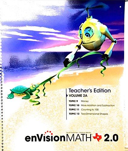 9780328767434: Texas - EnVision MATH 2 0 - Teacher's Edition