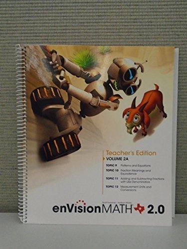 9780328767472: enVision Math 2 0, Grade 4, Teacher's Edition
