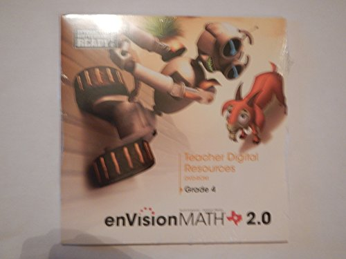 9780328775590: enVision Math 2.0. Grade 4. Teacher's ED Program Overview.