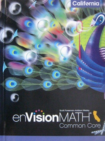 9780328784059: enVision Math Common Core Grade 5 California