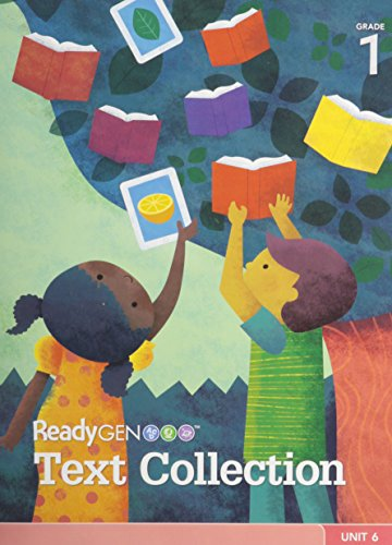 9780328788415: READYGEN 2014 NEW YORK CITY TEXT COLLECTION GRADE 1 VOLUME 6