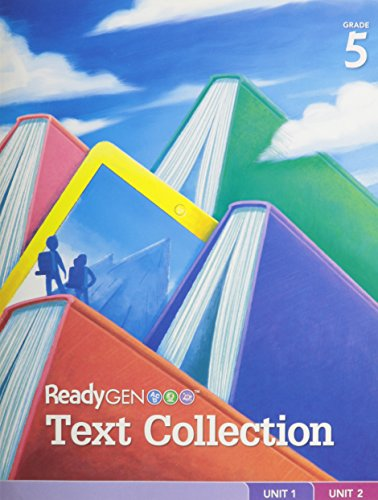 9780328788484: READYGEN 2014 NEW YORK CITY TEXT COLLECTION GRADE 5 VOLUME 1